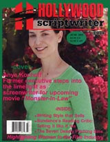 Hollywood Scriptwriter, June 2005