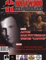 Hollywood Scriptwriter, February 2006